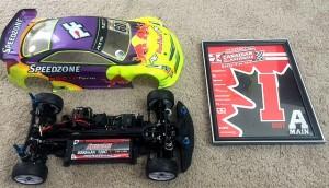 Dave Johnson Speedzone powered USGT