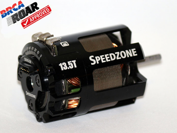 Speedzone 17.5 Brushless Motor