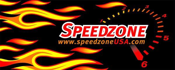Speedzone Banner