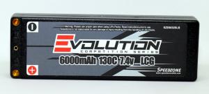 Evolution 6000 2S LCG Lipo