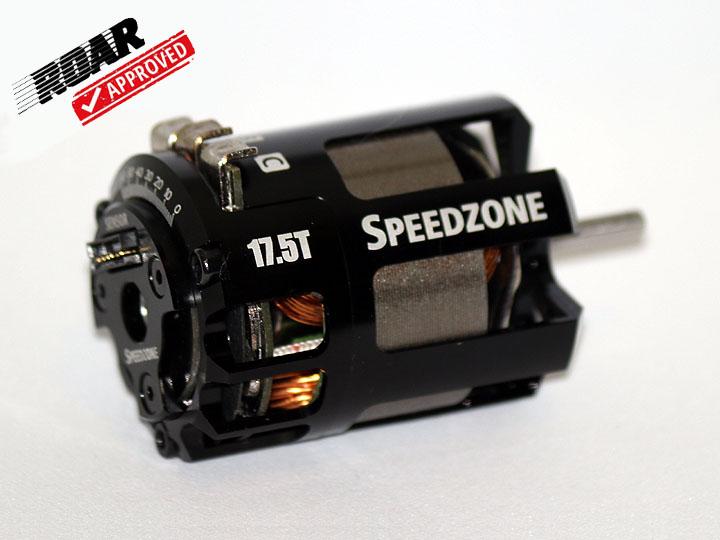 Speedzone 17 5 Brushless Motor